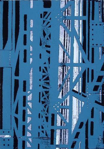 Stahlbau, Farbholzschnitt