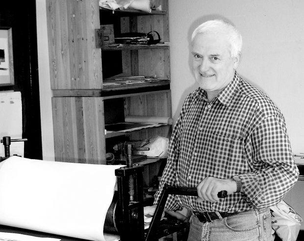 Harald Reibke, Portrait